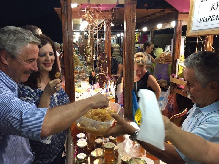 Φεστιβάλ Αγροτουρισμού στην Επίδαυρο