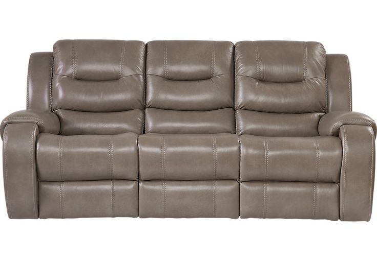 25 Parasta Ideaa Pinterestiss Leather Reclining Sofa Nojatuolit