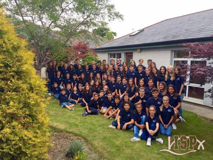 Nuestros alumnos en #Irlanda16. Superado el Ecuador!👌