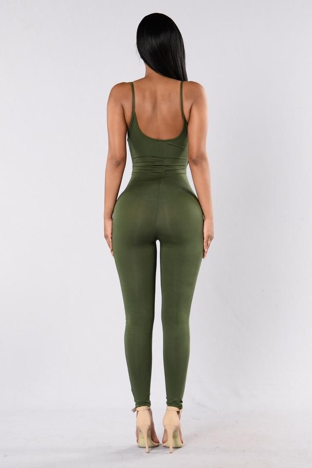 - Available in Multiple Colors! - Spaghetti Strap Catsuit - Jersey Material - Trendy and Stylish - Comfortable - Athletic Vibe - Made in U.S.A. - 95% Cotton 5% Spandex