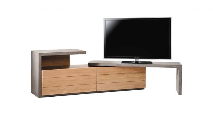 Les 77 meilleures images du tableau renovation sur pinterest - Leroy merlin meuble tv ...