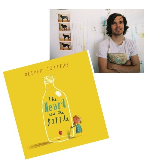 The Heart and the Bottle by Oliver Jeffers