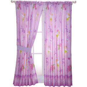 Disney Fairies - Tinker Bell Window Panels, Set of 2