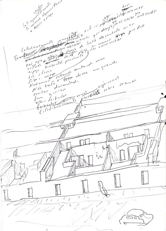 Alvaro Siza Sketch3