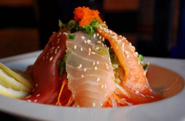 Mizu sushi laramie wyoming beautifully prepared food for Anong thai cuisine