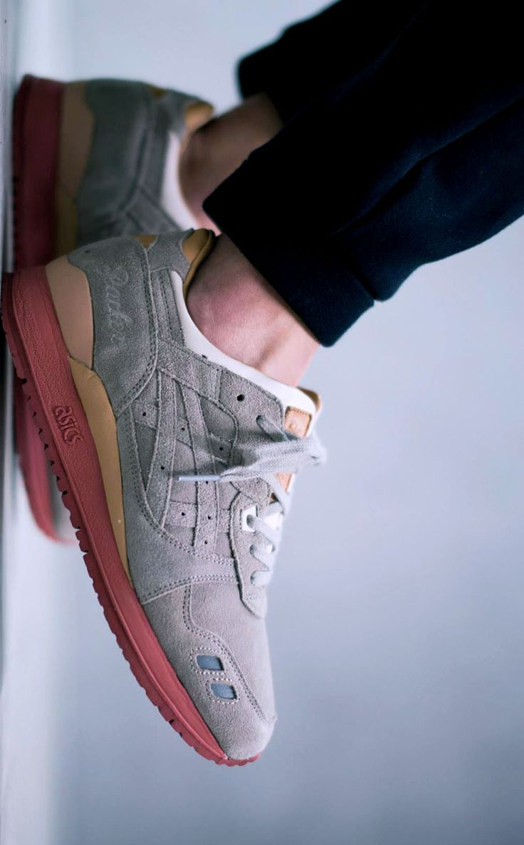 #asics #nubuck #sneakers | Raddest Men's Fashion Looks On The Internet: http://www.raddestcribs.net