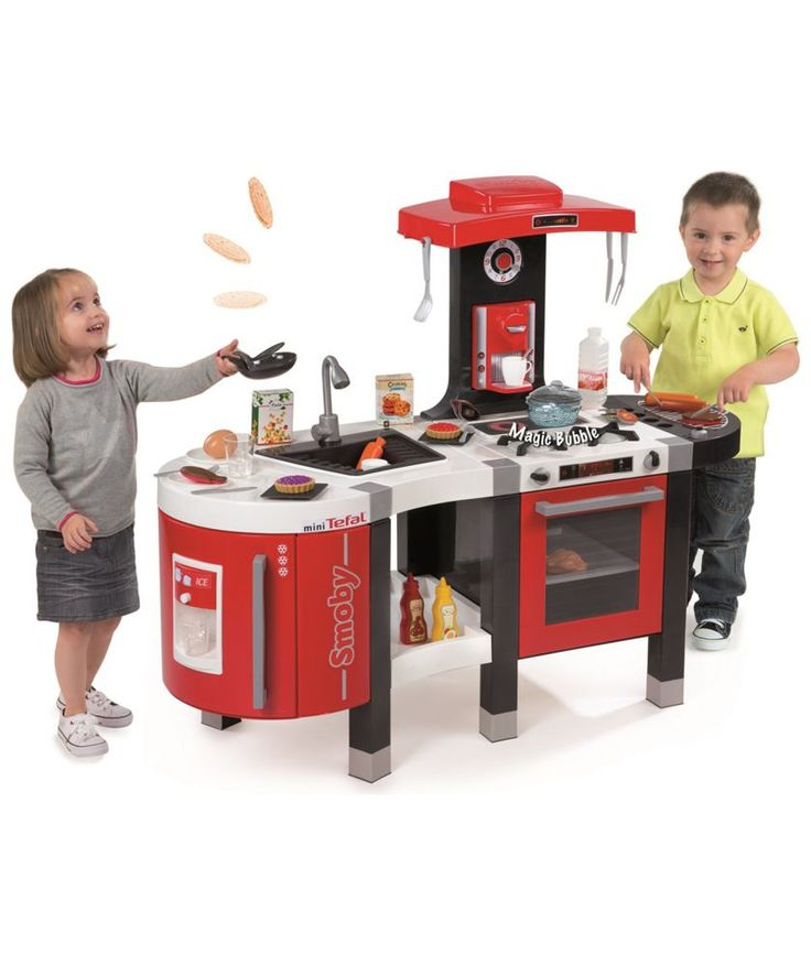 finest buy smoby tefal french touch kitchen at argoscouk your online shop with cuisine smoby. Black Bedroom Furniture Sets. Home Design Ideas
