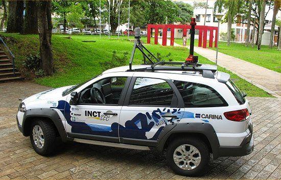 O campus de São Carlos da USP terá um táxi sem motorista, que poderá ser chamado pelo celular.