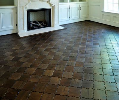 Alternative flooring options for the home pinterest for Wood floor alternatives