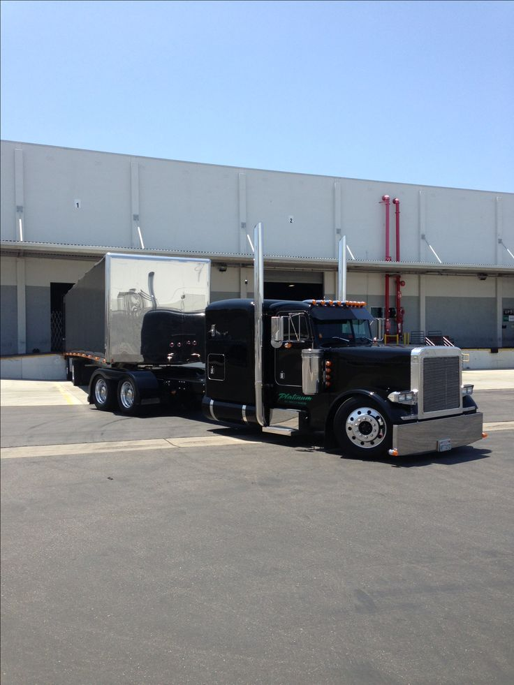 Big Rig Monster Stacks : Best images about custom rigs trucking on pinterest