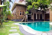 Two modern Villas with total 8 bedrooms in the heart of Seminyak. Just 3 minutes drive to the famous double six beach...