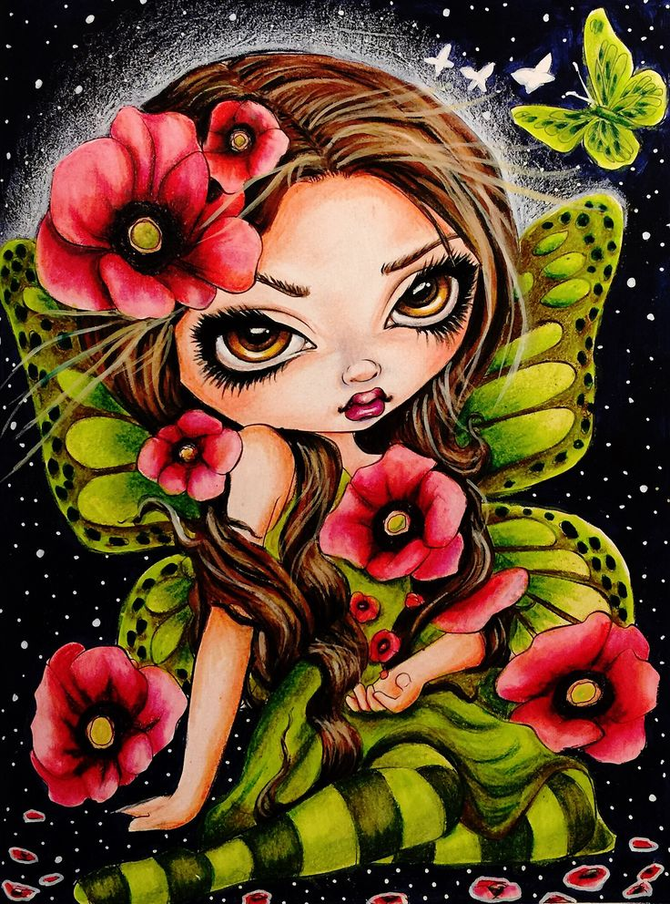 Coloring Jasmine Becket Griffith Book