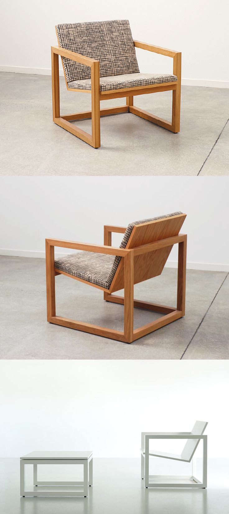 Framed Armchair - David Moreland -NZ