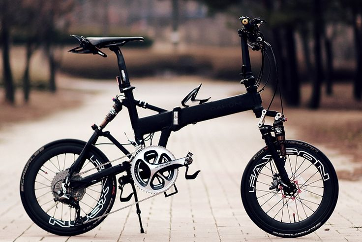 Dahon Jestream Custom Tunning
