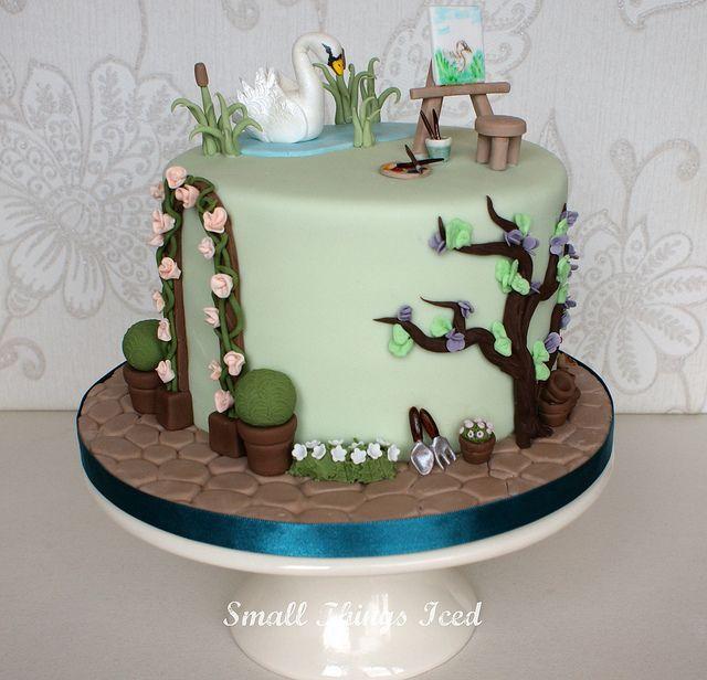 Garden Cake Ideas 76 best gardening cake ideas images on pinterest garden cakes garden cake 2 workwithnaturefo