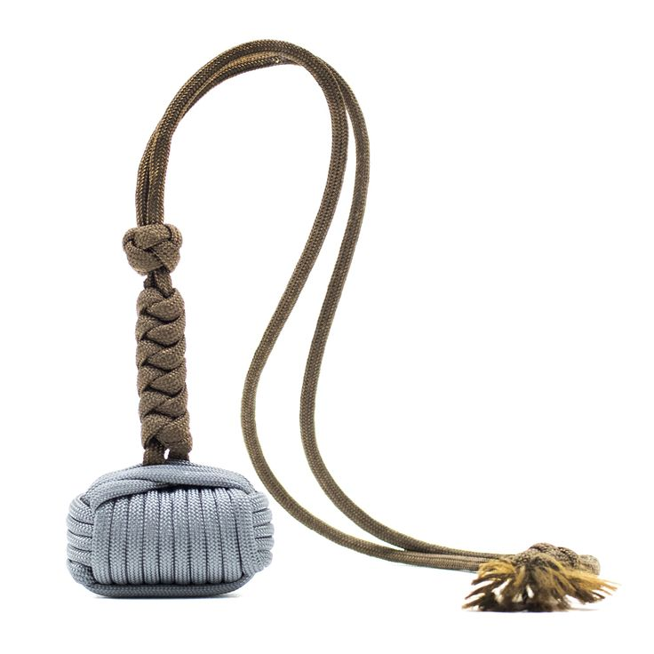 Outdoor Bunker - Thor's Hammer Paracord Necklace, $12.99 (http://www.outdoorbunker.com/thors-hammer-paracord-necklace/)