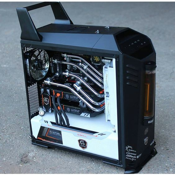 Awesome Gaming PC Setup  - Best Gaming PC Setup - Rate this setup!   #gaming #pc #gamer #pcgamer #intel #nvidia #pcmasterrace #gamingpc #corsair #razer #videogames #asus #pcbuild #steam #gamingsetup #amd #gamergirl #computer #gamers #game #games #twitch #razergaming #led #sick #cool #awesome   Tap the link in the bio to buy the best gaming pc parts!
