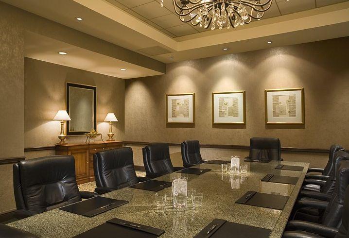 Hyatt Regency Valencia - Executive board room