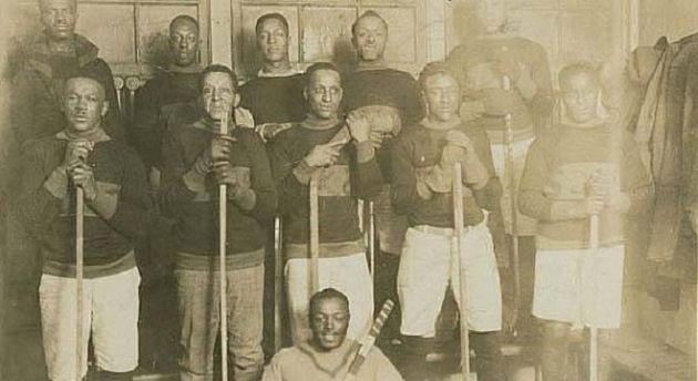 Little Known Black History Fact: The Colored HockeyLeague