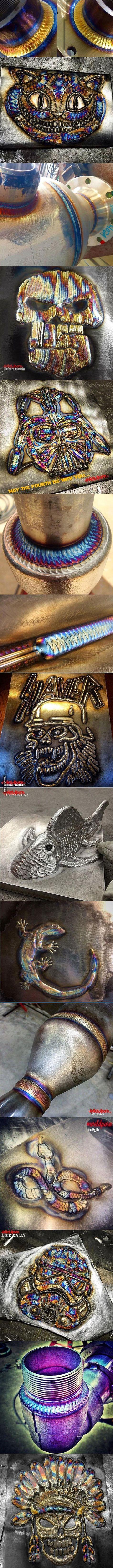 The art of welding