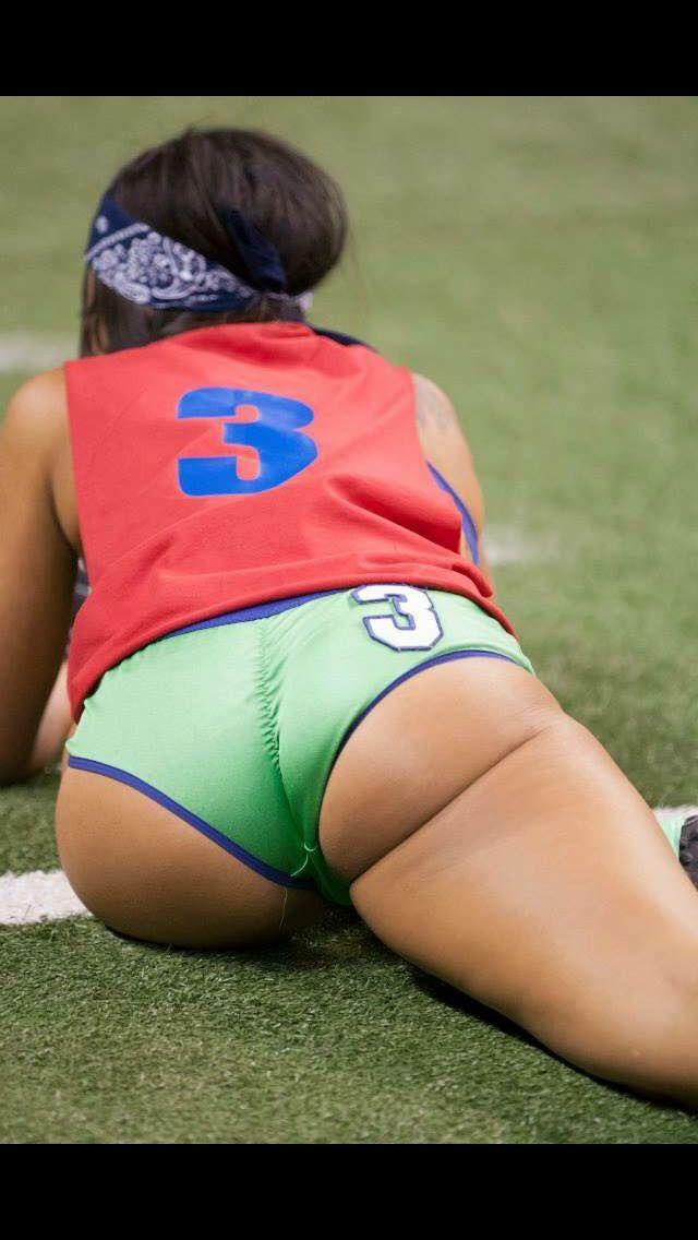 Women football lingerie league think, that