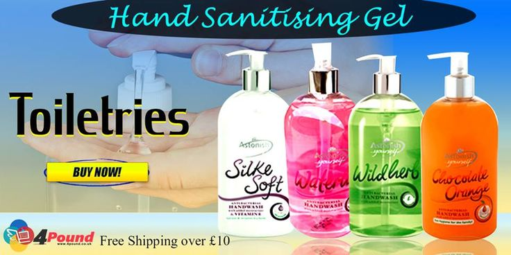Order Hand Sanitising Gel Products at Our Online store. Buy Now: http://www.4pound.co.uk/hand-sanitising-gel