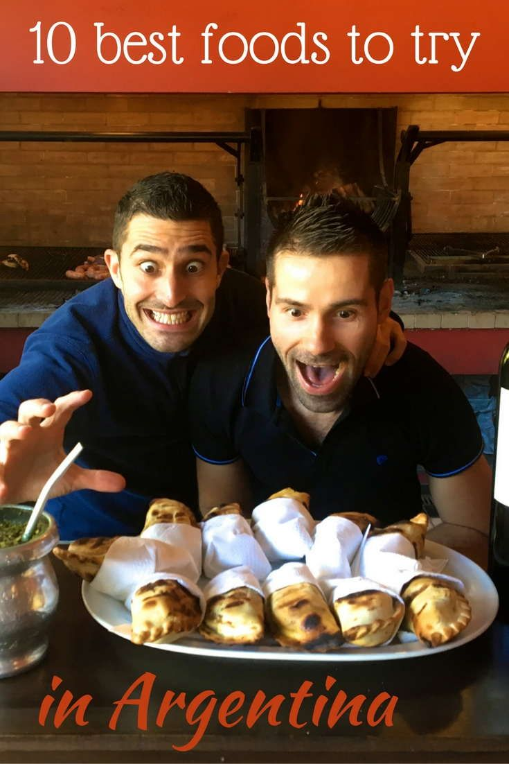Best food to try in Argentina pinterest