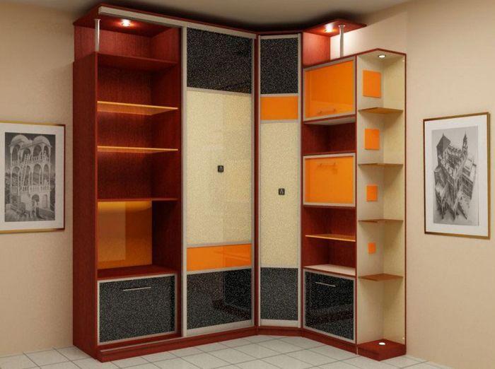 Угловой офисный шкаф для небольших помещений - http://mebelnews.com/mebel-dlya-ofisa/uglovoj-ofisnyj-shkaf-dlya-nebolshix-pomeshhenij.html