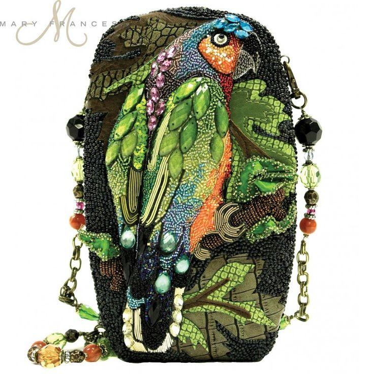 Mary Frances Fantasy Beaded Handbag