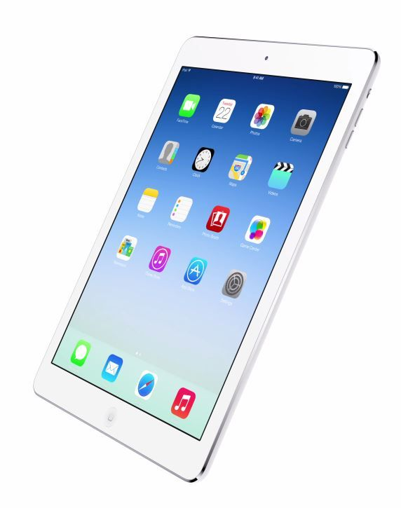 iPad Air, great piece of tech for on the go.  http://www.pricerunner.co.uk/pli/224-2925209/Tablets/Apple-iPad-Air-4G-128GB-Compare-Prices