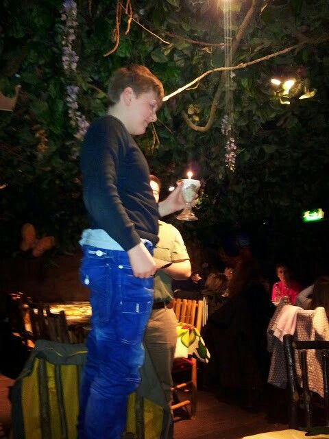 Jarvis birthday 2014
