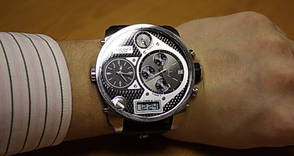 Chollo!! #Reloj #Diesel DZ7125 por 195 euros!! 35 % de descuento!!