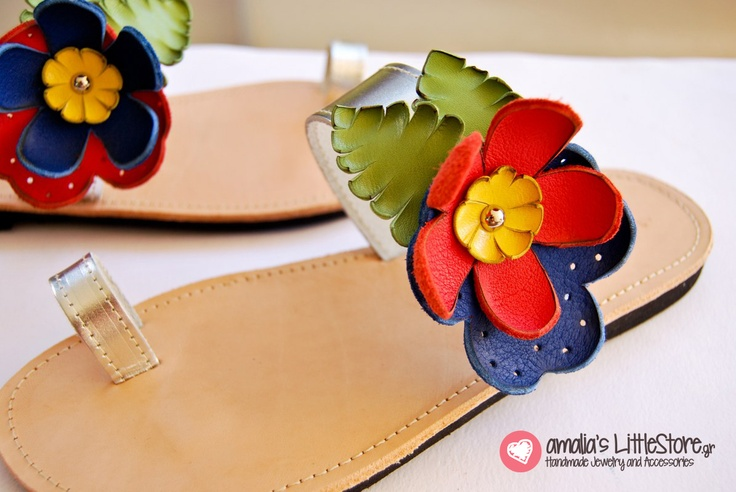 100% handmade of fine leather!