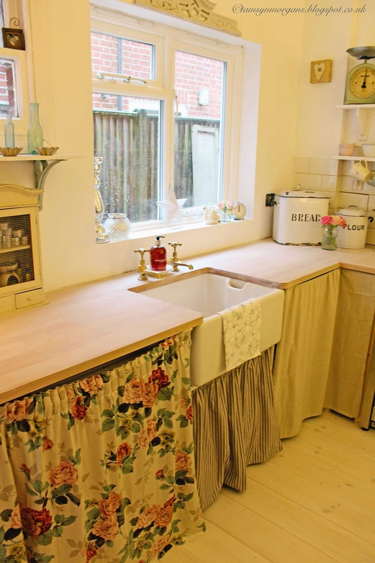 17 Best images about Conserve w/ Cabinet Curtains on ...