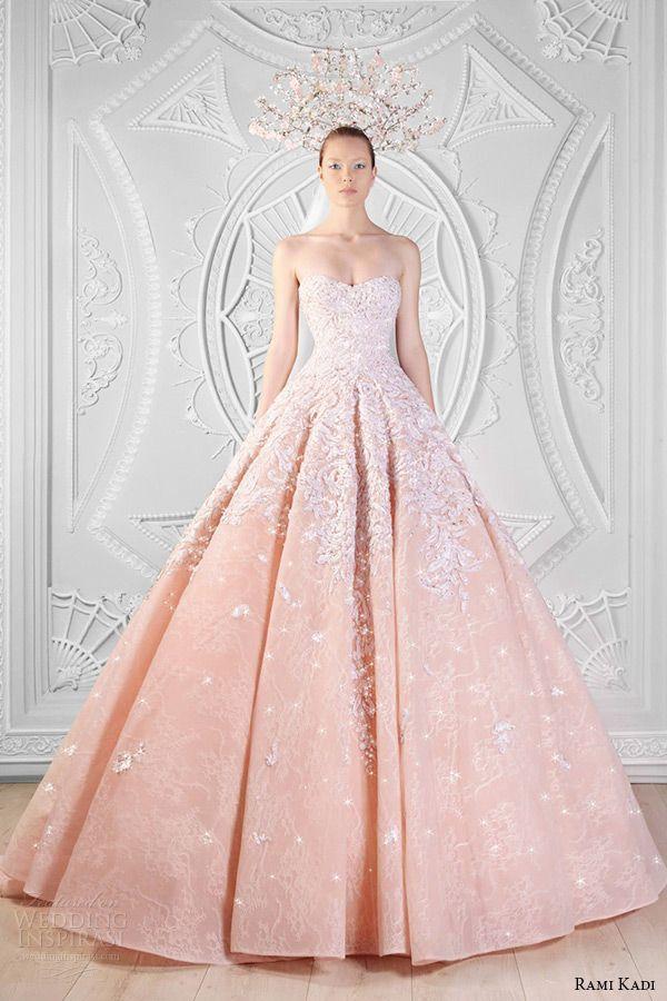 Rami Kadi Spring 2014 Couture Collection — Le Royaume Enchanté #couture #fashion #wedding #weddingdress See more at: http://www.weddinginspirasi.com/2014/10/26/rami-kadi-spring-2014-couture-collection-le-royaume-enchante/ jaglady