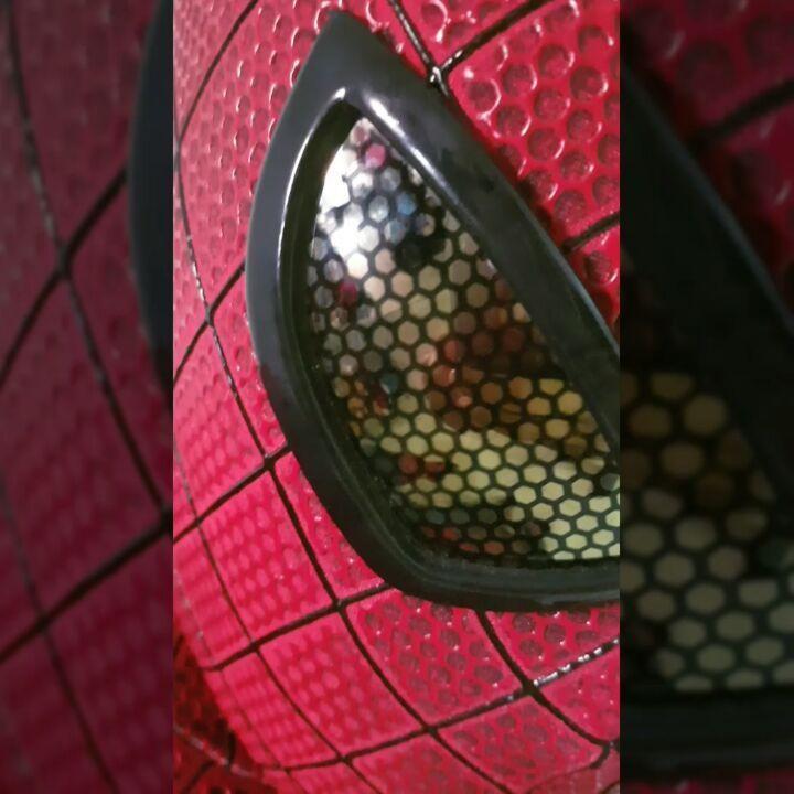 Cuando quieres tener una statua de tamaño real de Spiderman pero stas cuestan de 10.000 dolares a mas  ah! Pero recuerdas que eres cosplayer  #theamazingspidermancosplay #theamazingspiderman #hombrearaña #spiderman #spidey #spidermancosplay #spidermancomics #sony #stanlee #amazingspiderman #marvelcomics #marveluniverse #marvel #sonyspiderman #sonystudios