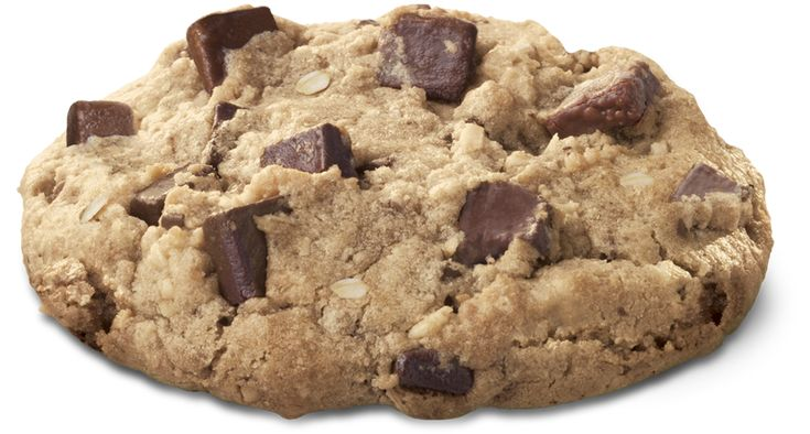 The Chocolate Chunk Cookie from Chic-Fil-A is warm gooey goodness...just have a treat - I made the mistake of looking at the nutrition page - oops!