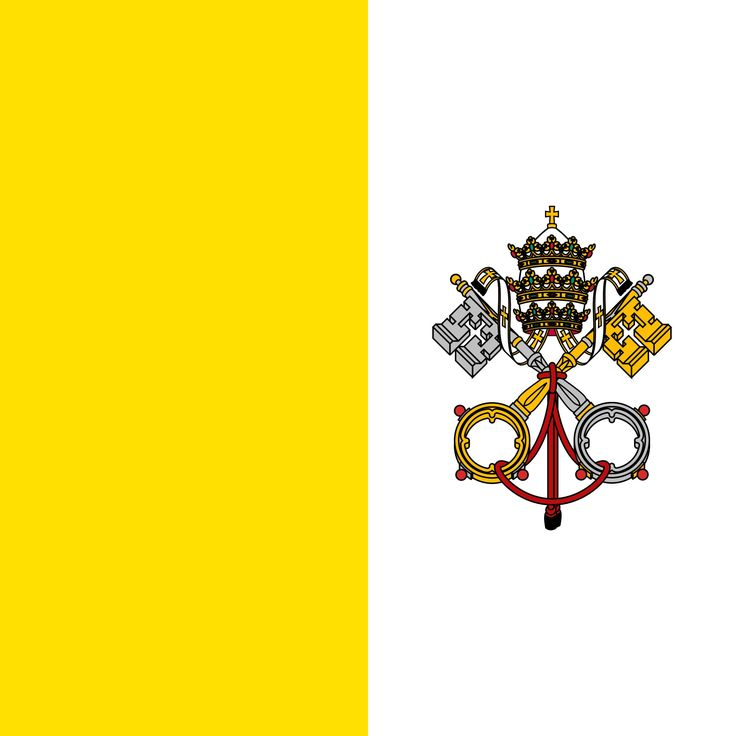 Vatican City Flag [EPS-PDF]