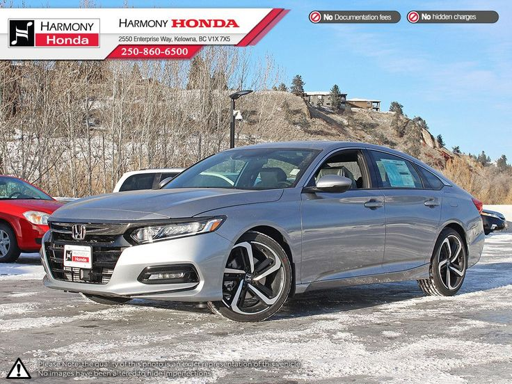 2019 Honda Accord Sport 20t Manual Check more at http