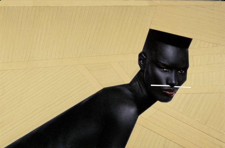 So Far, So Goude  Graphic Enfant Terrible Jean-Paul Goude on Grace Jones, Warhol and Bricolage