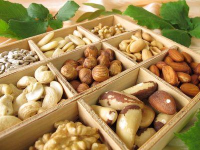 Ξηροί καρποί – Διατροφική Αξία, Θερμίδες και Αδυνάτισμα