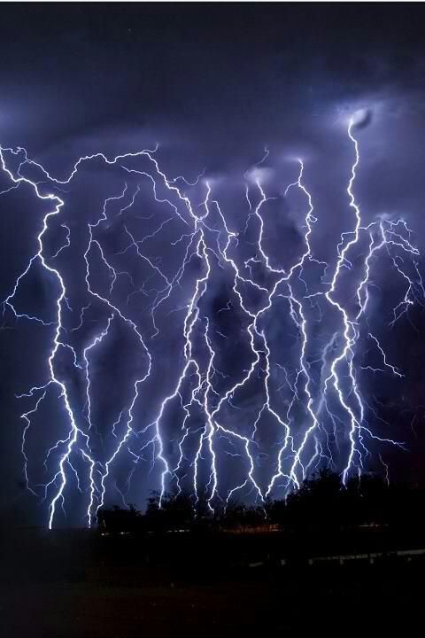 The Weather Report for Monday is just not good. Not good at all. Maybe I should call in sick, because if I get struck by lightning, I will feel pretty bad... ~~ Houston Foodlovers Book Club