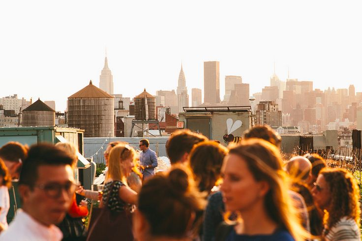 brooklyn party roof - Google Search