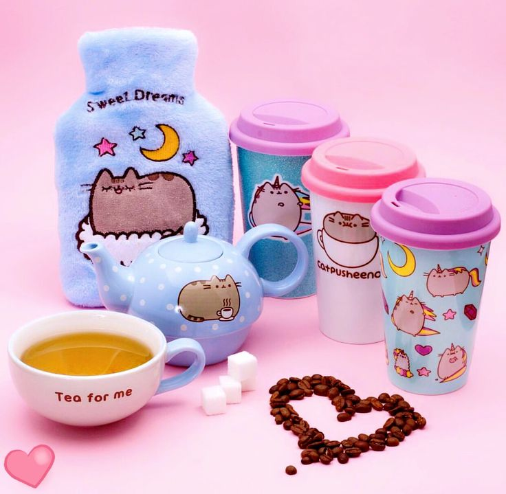 Super cute: A dream pusheen life!