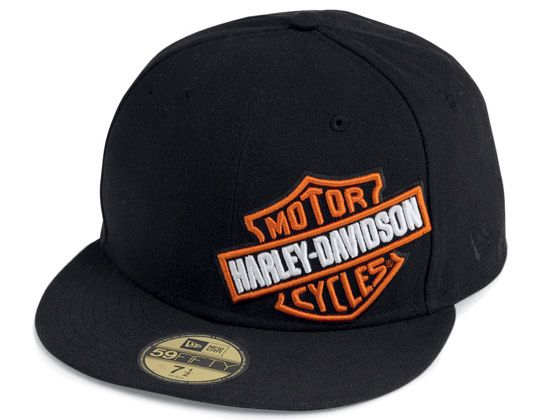 3e7158f89ae Offset 59Fifty Fitted Cap by HARLEY-DAVIDSON x NEW ERA - Hip Hot Hip Hop