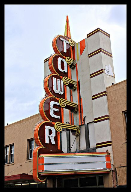 Tower Theatre........  Oklahoma City,Oklahoma