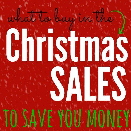 Here are the best 10 items to look for in the day after Christmas sales to save the most money. These items are not just decorations that you will find cheap