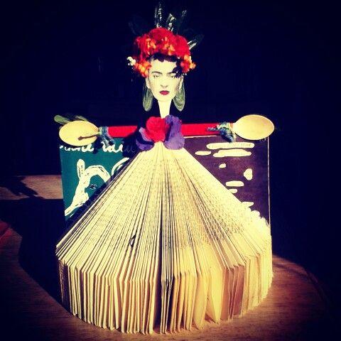 Fridabook front