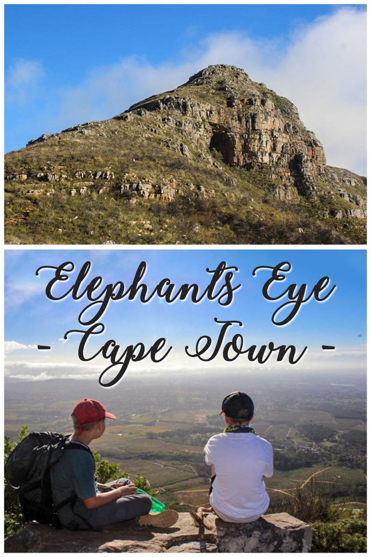A kid friendly hike to Elephants Eye makes for a stunning family oday out in Cape TOwn, South Africa
