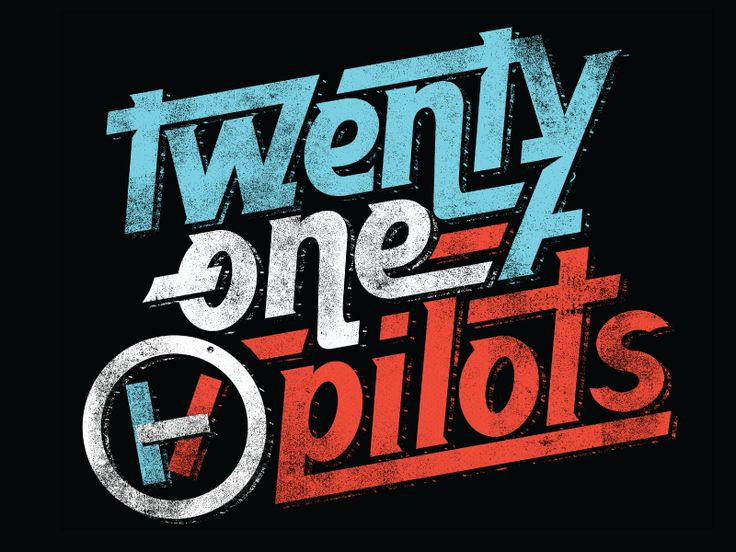 Twenty One Pilots Type In 2019 Twenty One Pilots